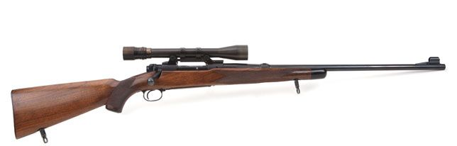 Top 10 Hunting Rifles: Winchester Model 70