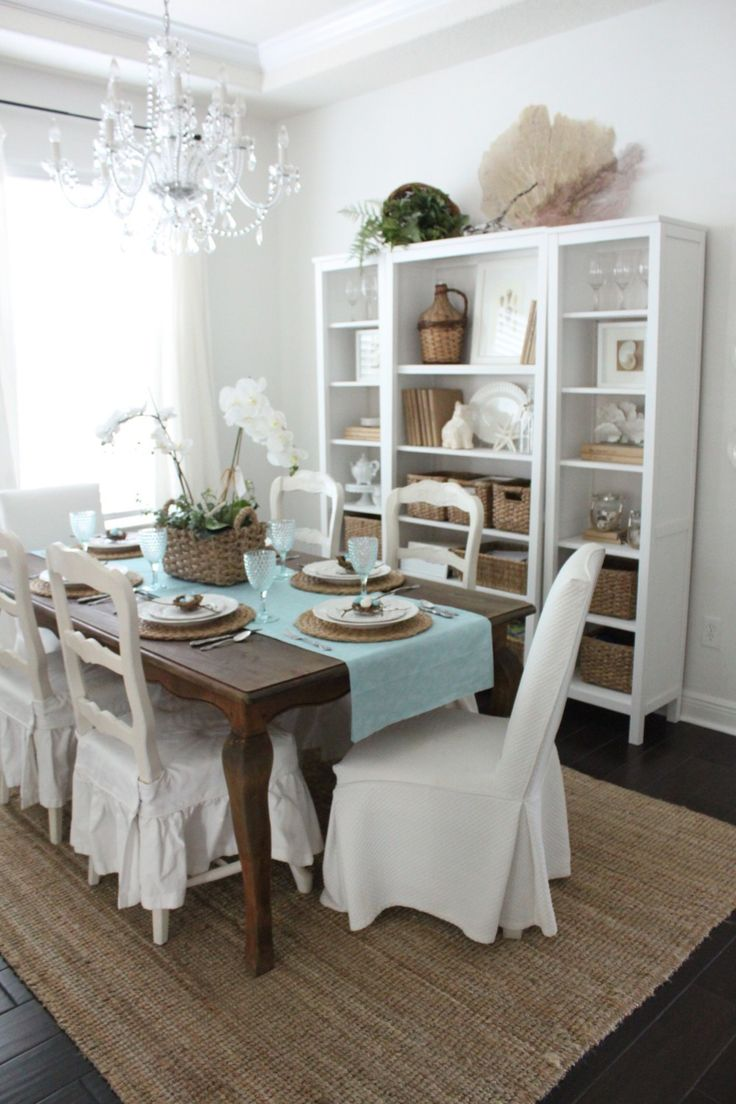 Easter 2017- The Dining Room - Starfish Cottage