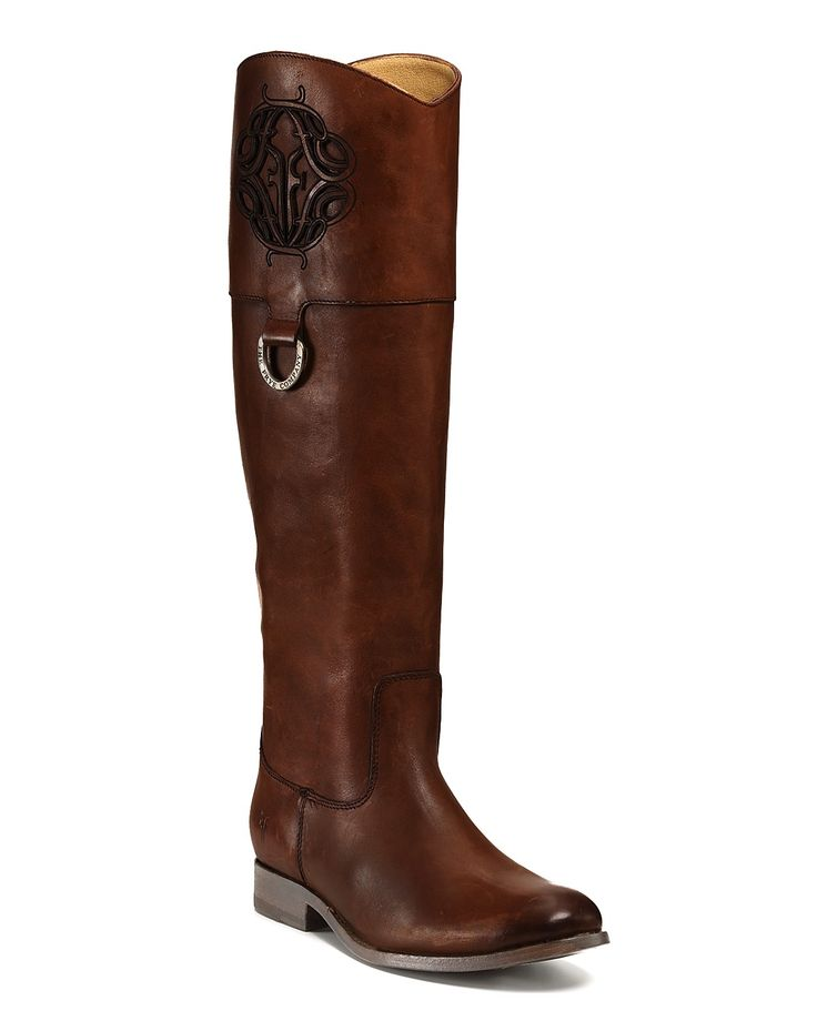 """Frye """"Melissa"""" Riding Boots   Bloomingdale's"""