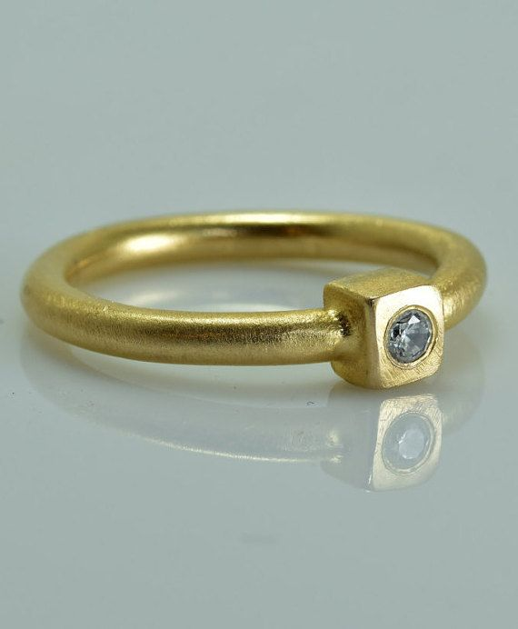Gold ring,Ring with stone ,romantic ring, Gift, coating, Unique ring, Birthday gift, hypoallergenic, ring designs, gemstone, women ring