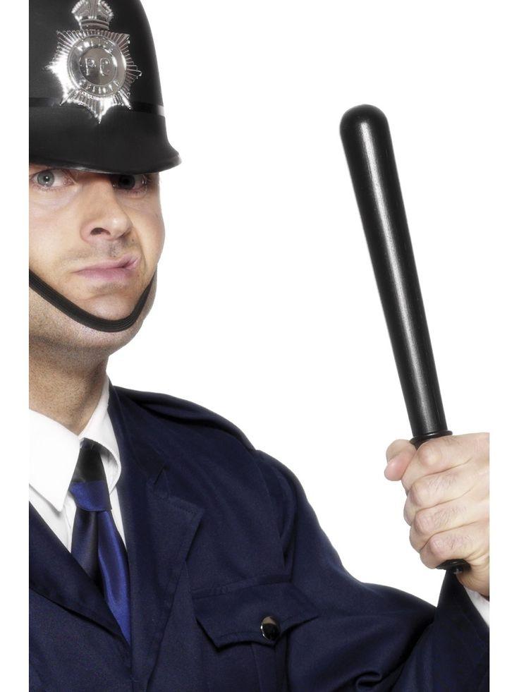 Poliisin pamppu, pituus 33 cm