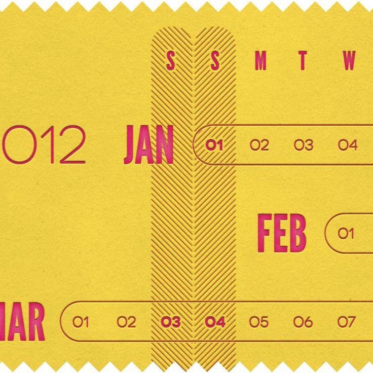 cool calendars - Google Search