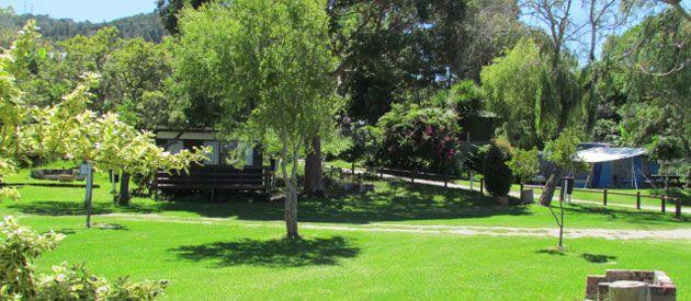 MONKS Holiday Chalets & Caravan Park