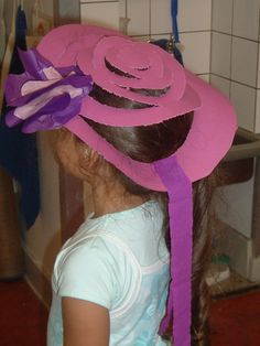 hoed knutselen