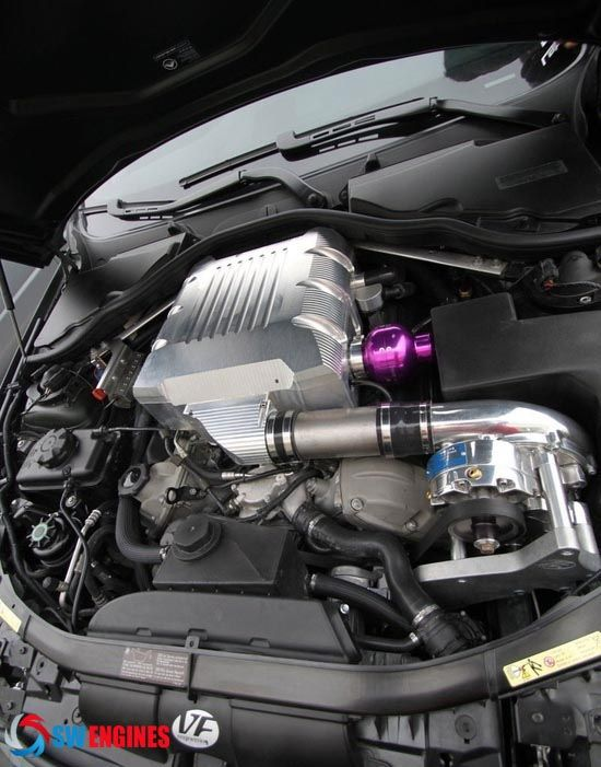 #SWEngines Check out the new 620HP BMW M3 Tuned by VF Engineering