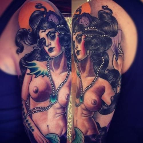 done by emily murray rose  tig ol' bitties