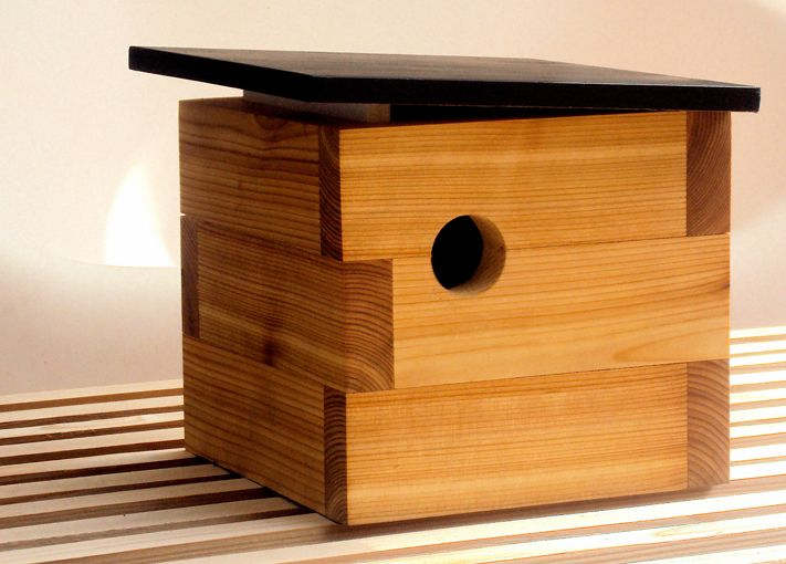 55 best modern birdhouse images on pinterest | bird feeders, bird