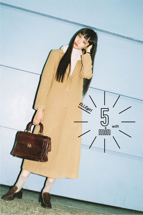 【5 mins with YUKA】Itガールに急接近!萬波ユカ編