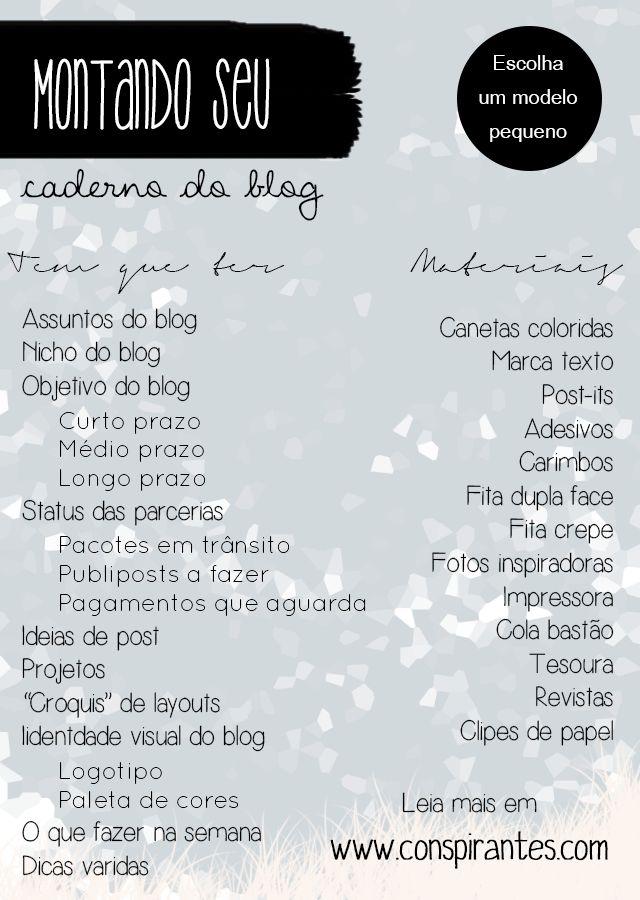 Montando seu caderno do blog >> http://www.conspirantes.com/2014/07/update-o-que-mais-tem-na-caderneta-do-blog-dicas-para-o-seu.html