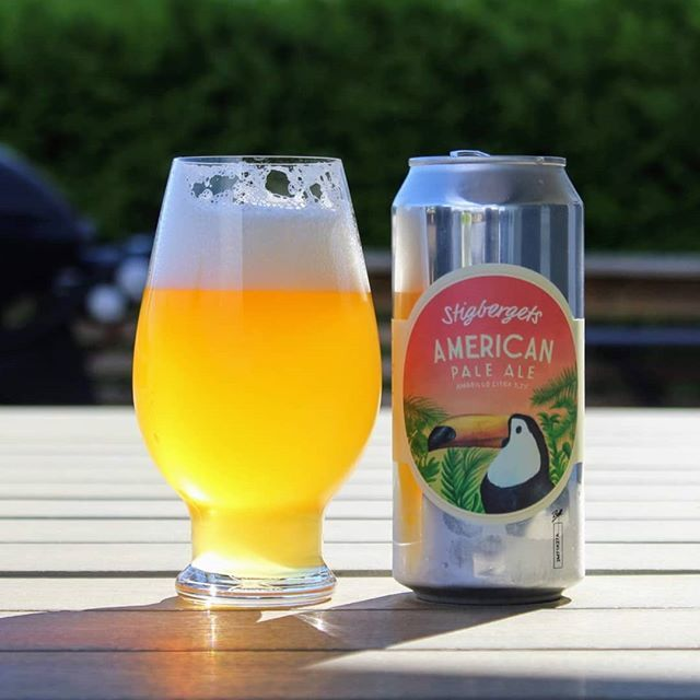 New Hazy Beer Brewer – tallpinesbrew.com From marl_kartin: Stigbergets American Pale Ale  Ahhh. Summer holiday starts with this fresh and easy drinking APA.  With 30°C outside😀 ☀, this one was perfect.  Cheers 🍻 and have a great summer. 👍☀️🍻 #stigbergetsbryggeri #apa #amarillocitra #americanpaleale #craftbeer #craftbeerporn #beer #beerporn #øl #drinkbeer #drinkingcraft #håndtverksøl #handcrafted #craftnotcrap #beernerd #hazybeer #hopjuice #neipa #hazyipa #craftbeernerd #hophead #hoplover #hophunter #humlejuice #juicebomb #sweedishcraftbeer #beertography #craftbeertography #beersofinstagram #ilovecraftbeer