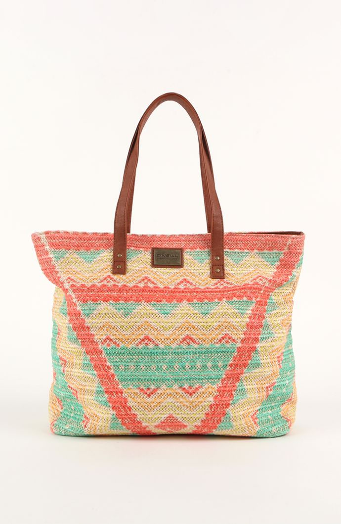 fun beach bags | Classy and Fabulous | Pinterest