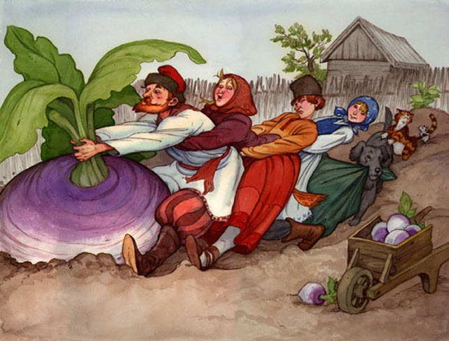 The Enormous Turnip Song -  a resource containing the a fun song demonstrating story sequencing.