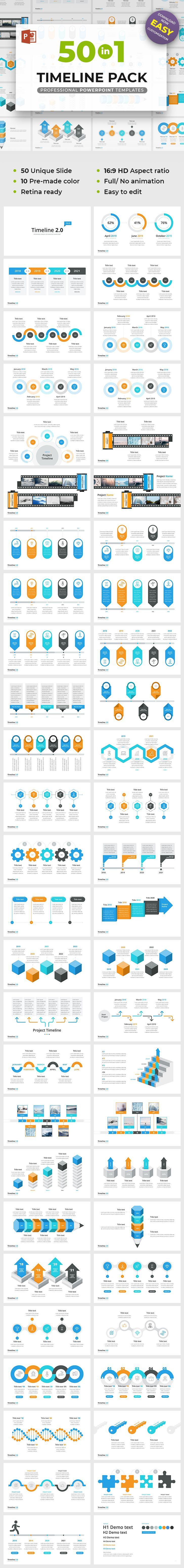 54 best powerpoint template images on pinterest ui ux animation download now timeline pack 50 in 1 for powerpoint 50 unique templates 10 pre made color xml files 169 hd aspect ratio easy to edit color text size toneelgroepblik Images