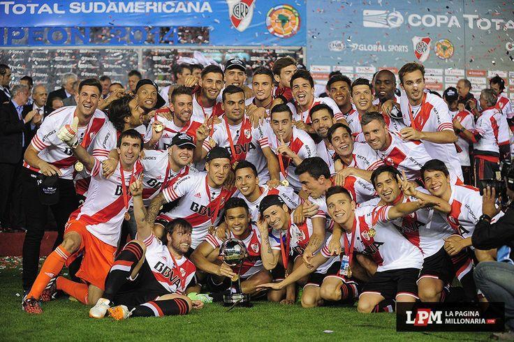 Campeon Copa Sudamericana 2014