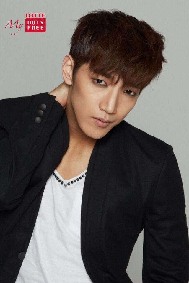 Jun.K People say he's weird looking. I say, he's sizzling HOT!!