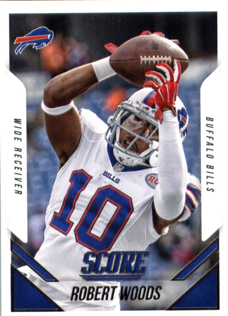 Image scan of Card from 2015 Score Football Cards Base Set. Card ...