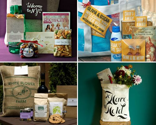... Wedding - Out of Town Guest Bag on Pinterest Honey bees, Wedding and