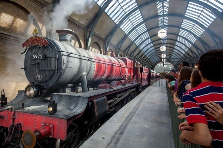 7 Things You MUST Know Before Riding the Hogwarts Express at Universal Orlando   @erinbethea !!!