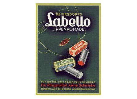 Labello lippenpomade reclame - Beiersdorf