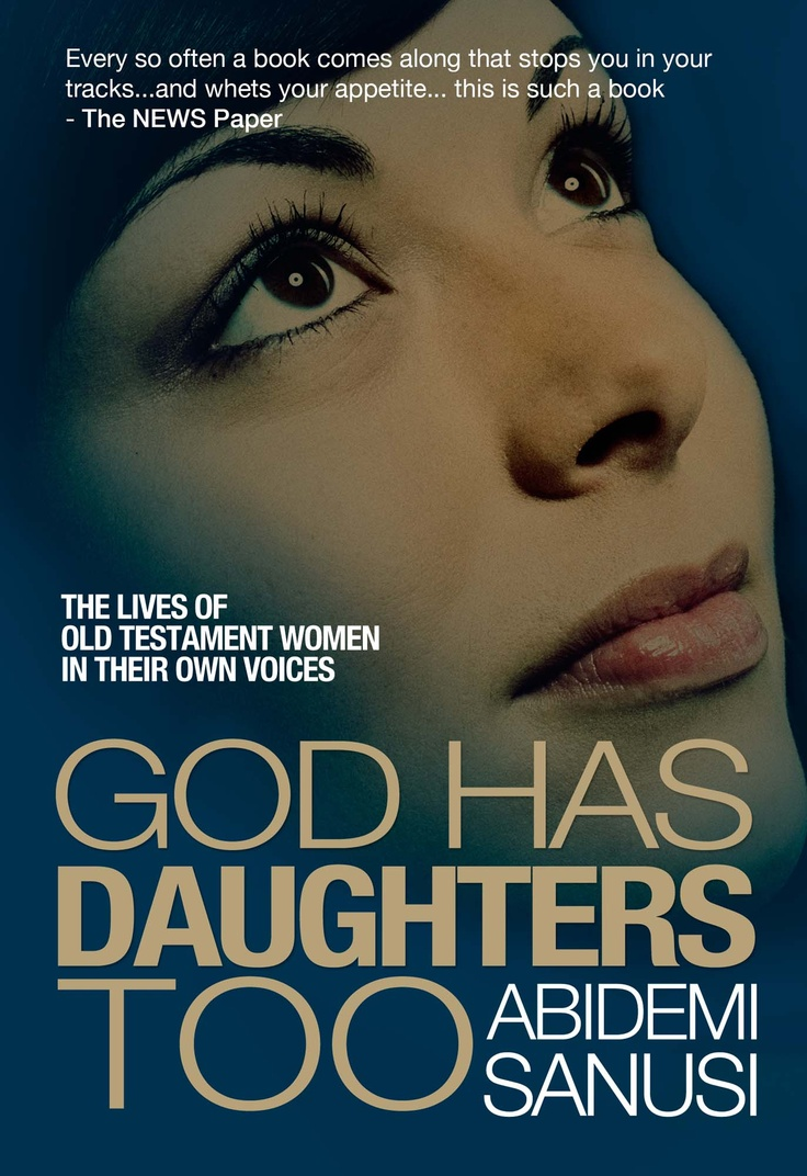 A personalised account of 10 women from the Old Testament. Murder, incest and incredible love stories. They're all in there...