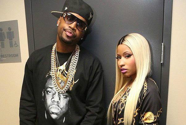 Nicki Minaj & her ex-boyfriend Safaree Samuels BITTERLY attacks each other on Twitter