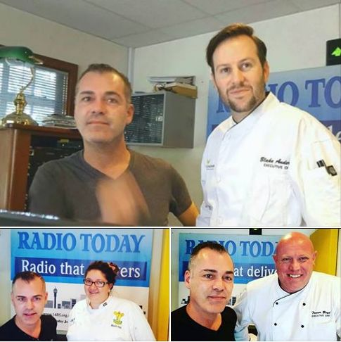 Catch our #SAOlympicChef one hour special on JoziStyle at Radio Today Johannesburg featuring interviews with chefs Blake Anderson, Minette Smith and Trevor Boyd. We're throwing our full support behind the Culinary Team SA representing South Africa in the #CulinaryOlympics at IKA Olympiade der Köche. #SAOlympicChef #BrandAmbassador