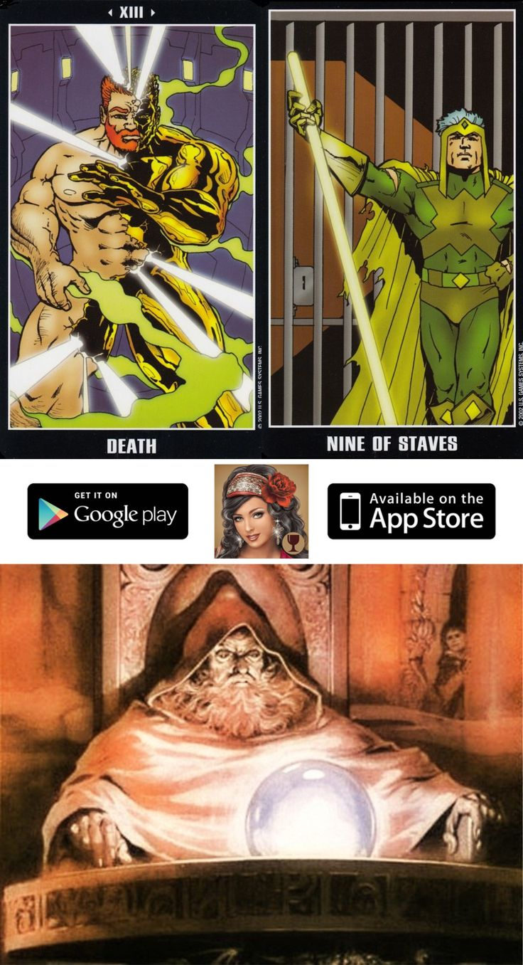 Get this free mobile app on your phone or tablet and have fun free online tarot, tarot cards online free prediction and tarot cards yes no, free daily tarot card reading and dark tarot card reading.