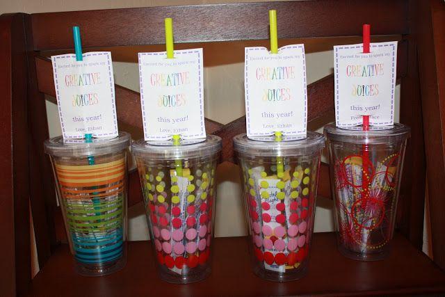 Buckets of Grace: Back-to-School Teacher Gift