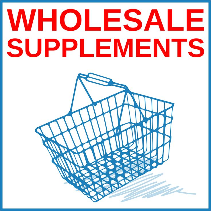 WHOLESALE SUPPLEMENTS: Premium quality wholesale supplements, manufactured in the UK. Competitive trade prices; No minimum orders; Good profit margins on resale; White label / private label option; No-fee dropshipping; And registration is free...