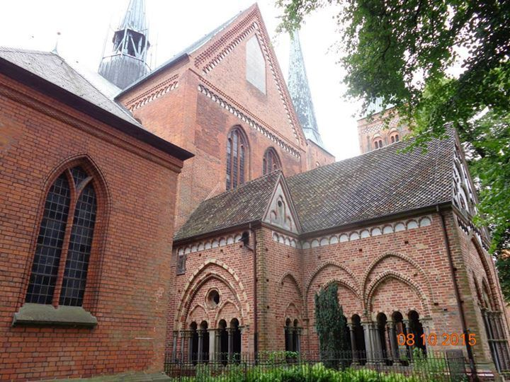 The Cathedral in Lubeck - #summerholiday #travelphotography #germany