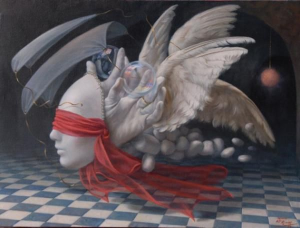 Realism Paintings by Alex Alemany