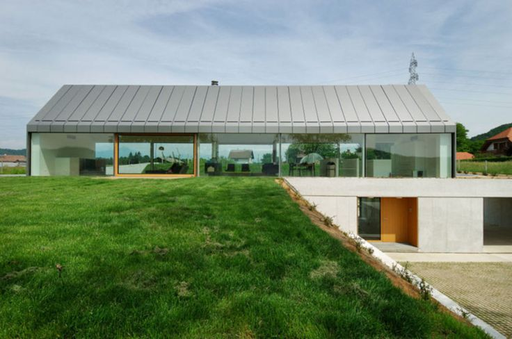 HOUSE HB / Bevk Perovic Arhitekti – nowoczesna STODOŁA | wnętrza & DESIGN | projekty DOMÓW | dom STODOŁA