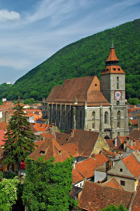The Black Church , Brasov - Romania