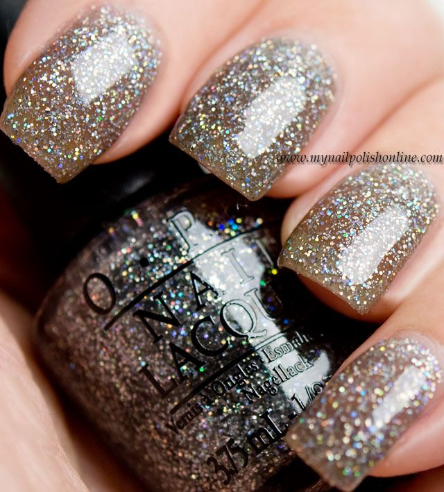OPI - My Voice is a little Norse