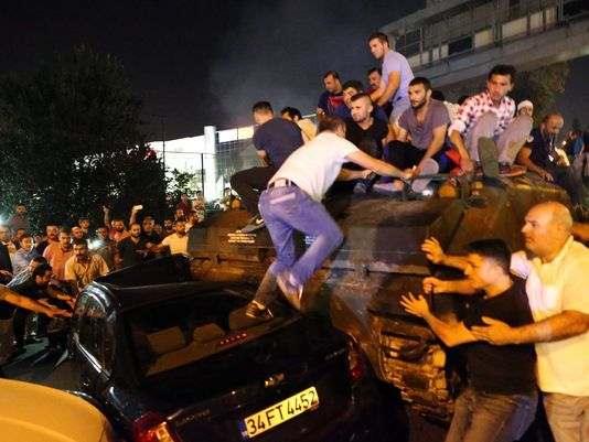 Military coup in Turkey: What we know now
