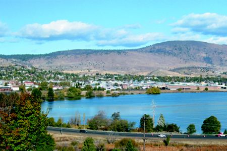Best Adventure Towns: Klamath Falls, Oregon - National Geographic Adventure Magazine (@Molly Jespersen Swan Lake 2014??)