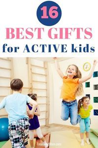 Amazing Gift Ideas for Active Kids
