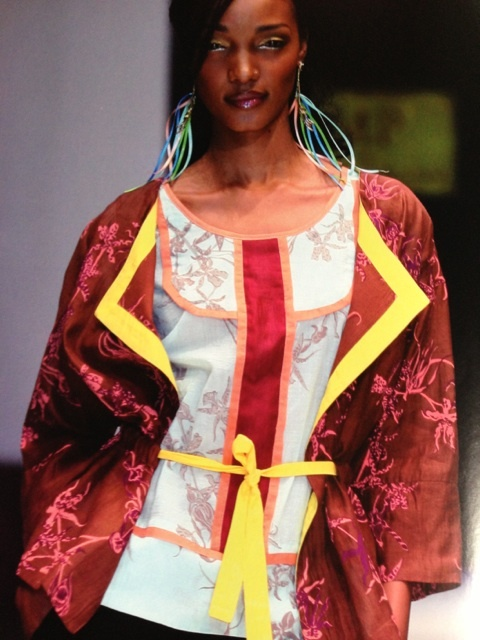 2008:Maya Prass for Cape Town Fashion Week/Inspirations of Africa /Fashion,Streetstyle and more /www.1gloria2.blog.de