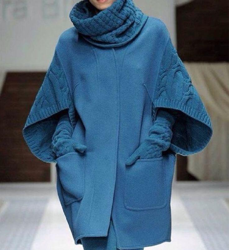 Самые модные женские пальто сезона осень-2016! Вариант № 7 — моя давняя мечта…