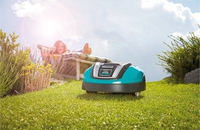 A blessing for allergy sufferers. Now you can avaoid the contact with grass waste.