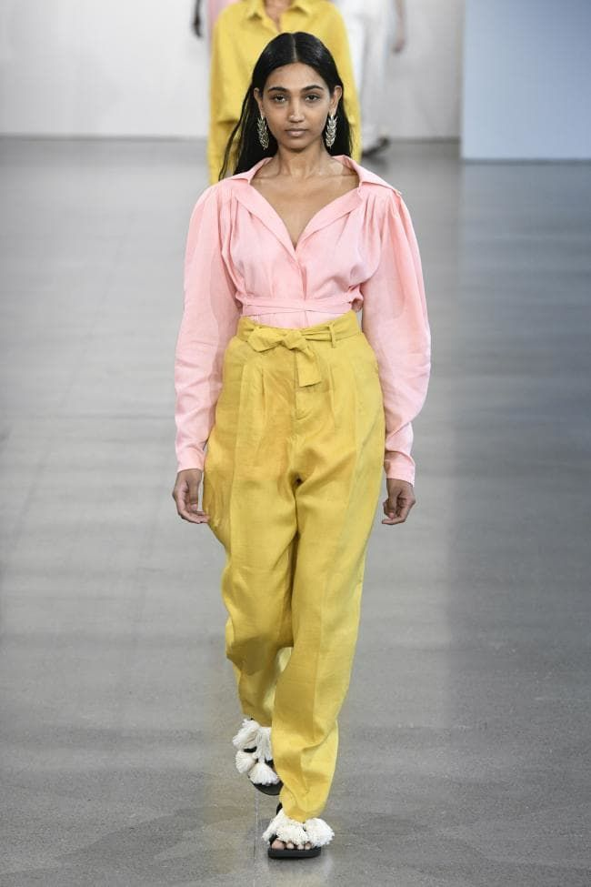 Tome Ready To Wear Spring Summer 2019 Casual Wear Pinterest