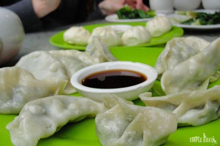 Dumplings, China