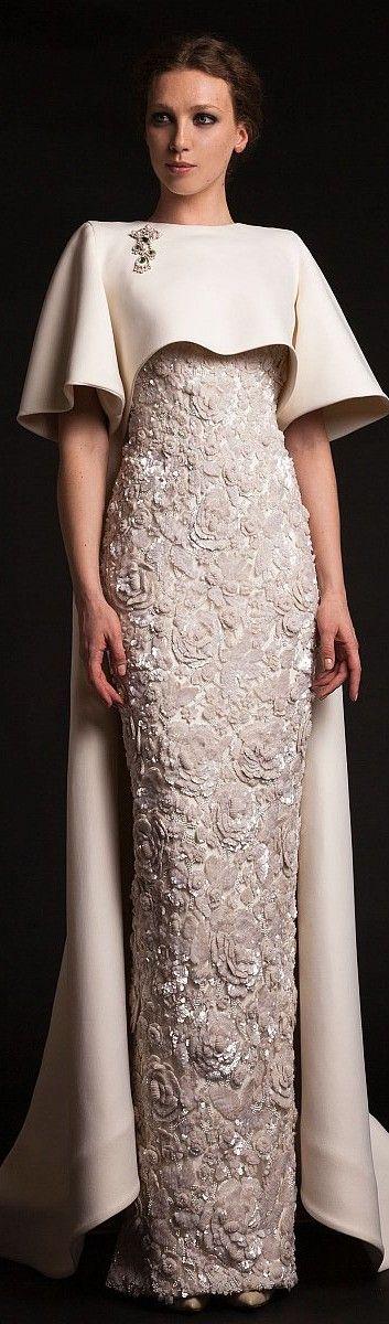 Krikor Jabotian couture 2015