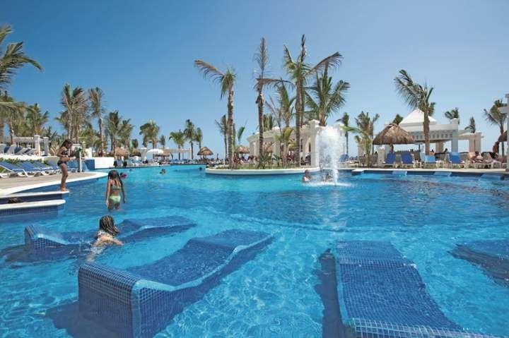 Riu Emerald Bay, Mazatlán, México - 3° lugar Hoteles todo incluido