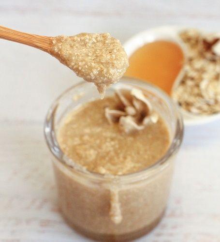Beneficios de la mascarilla de avena y miel para el rostro