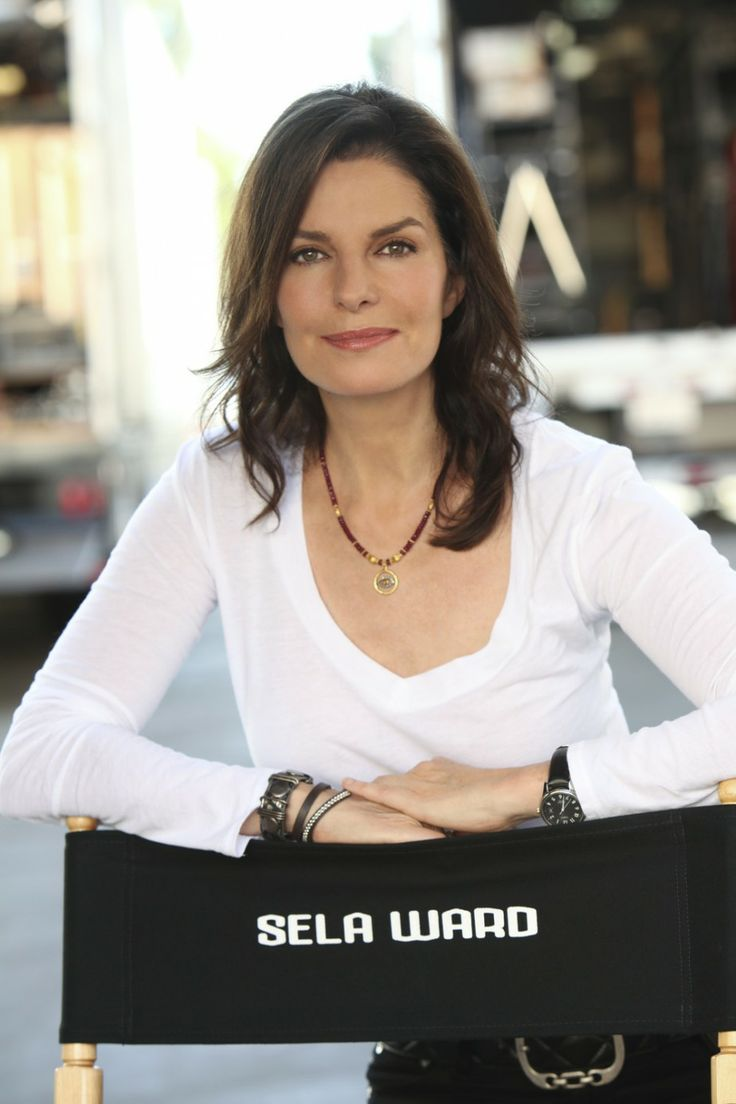 Sela Ward - such a beautiful 57 year old woman