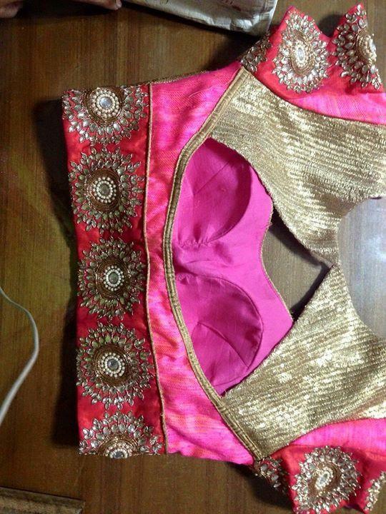1000 images about saree on pinterest blouse designs for Dress dizain photo