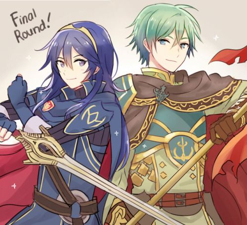 i-c-21's doodle Tumblr | Voting gauntlet final round. Congratulations to team Lucina
