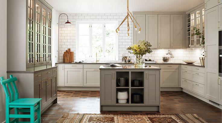 Hitta köksinspiration till ditt nya Vedum kök - Nytt kök badrum och tvättstuga - Vedum kök och bad AB