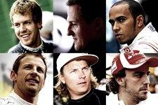 six world champs :)